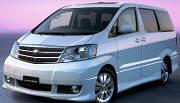 Toyota Alphard MPV 3.0 Auto