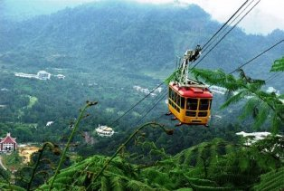 Highlands free easy with cable car ride malaysia tour packages